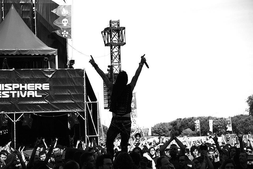 Sonisphere Madrid, 2012
