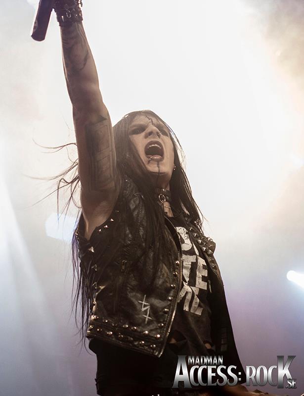 Scandinavian Hell tour, 2013